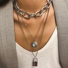 Gorgeous Alloy Necklaces
