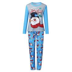 Estampado Família Combinando Natal Pijama