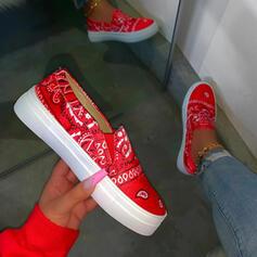 Женский PU Повседневная на открытом воздухе с Резинка обувь