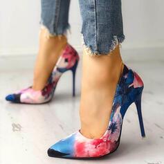 Dla kobiet PU Obcas Stiletto Czólenka obuwie