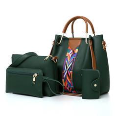 элегантный Большие сумки/Наплечные сумки/Наборы сумок/Кошельки и браслеты