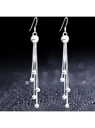 Unic Argint Cupru femei moda cercei