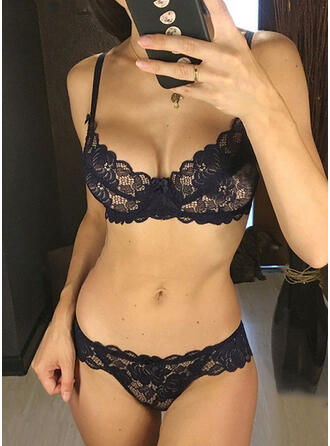 Lace Lace Lingerie Set