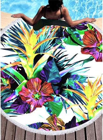 Rose/Bohême mode/frais serviette de plage