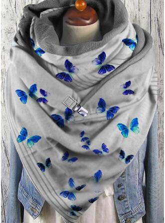 Animal modă/Proiectare fluture Eșarfă