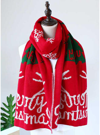 Christmas attractive/Christmas Scarf