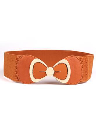 Alloy Leatherette Ladies' Unisex Girl's Belts