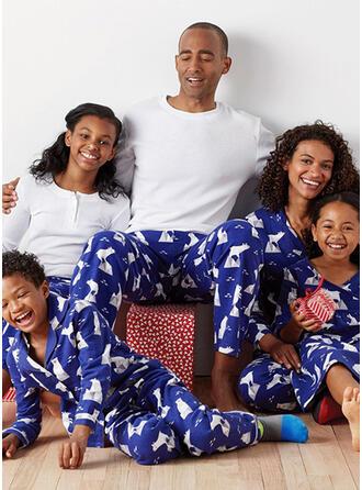 Bjørn Familie matchende Pyjamas