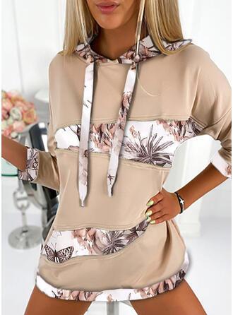 Fleurie Manches Longues Sweat-shirt