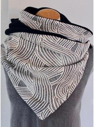 Striped/Bohemia atractivă/modă Eșarfă