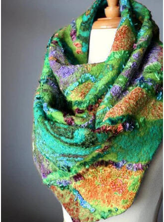 Bohemia/Print/Colorful fashion/Comfortable/Multi-color Scarf
