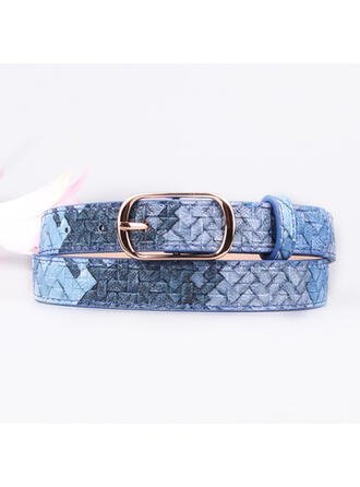 Fashionable Sexy Vintage Simple Romantic Dainty Luxurious Leatherette Women's Belts