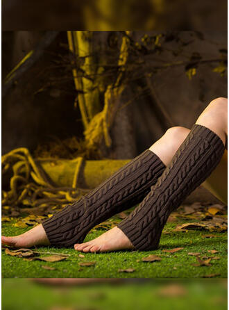 Einfarbig Atmungsaktiv/Komfortabel/Damen/Leg Warmers/Calf Socks Socken/Strümpfe Socken