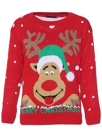 Unisex Polyester Ren Pălăria urâtă de Crăciun