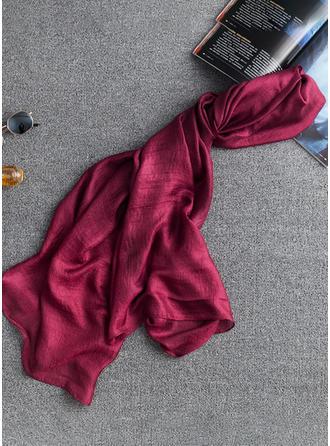 Einfarbig attraktiv/mode Schal