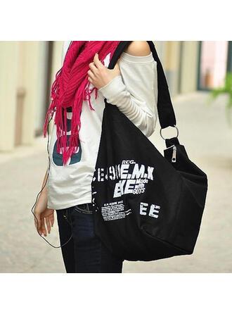 Klasik/İşe gidip gelirken/Seyahat/Süper Uygun Bez Çantalar/Omuz çantaları
