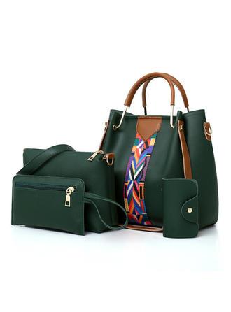 Elegant Tote Bags/Shoulder Bags/Bag Sets/Wallets & Wristlets